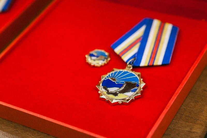 Алисе Жамбаловой вручена медаль «За заслуги перед Республикой Бурятия»