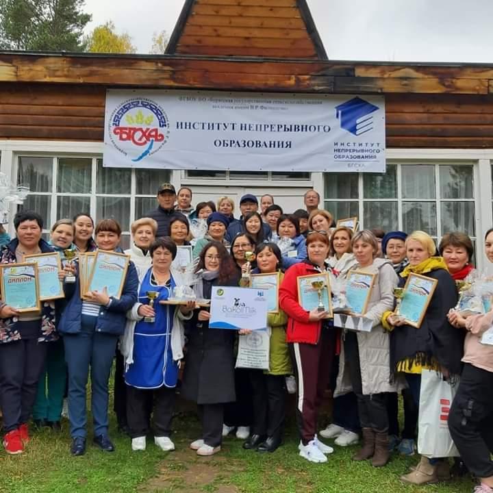 Лучшие молочные продукты в конкурсе «BaikalMilk»