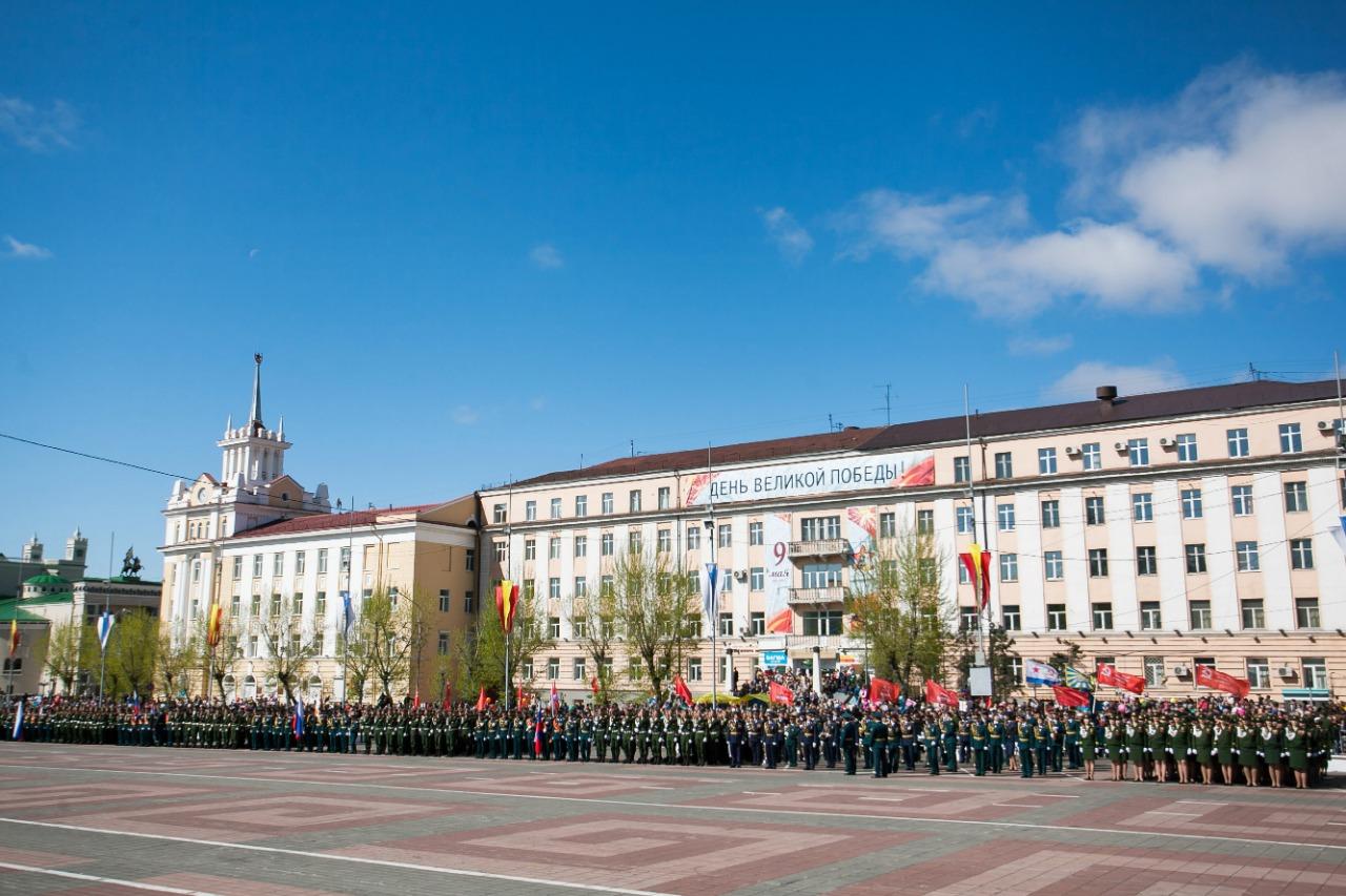 Власти Бурятии совместно с общественниками обсудили подготовку к 75-ой годовщине Победы в Великой Отечественной войне