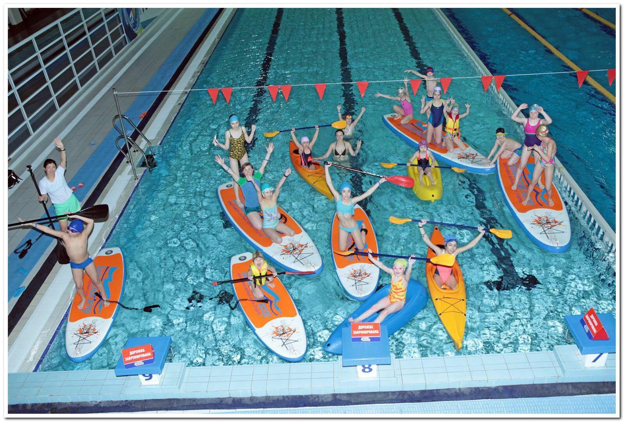 В Улан-Удэ около 300 детей и взрослых обучились редким видам спорта