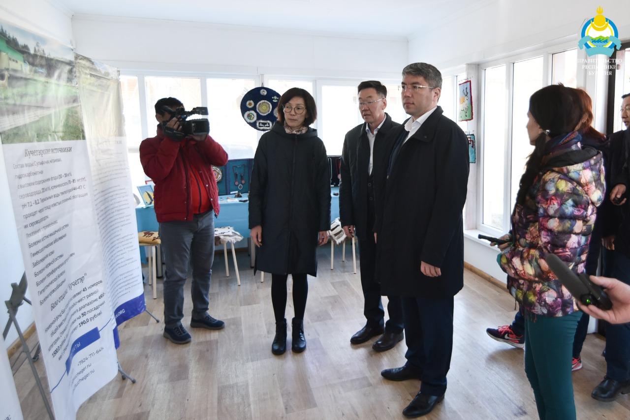 Глава Бурятии о поездке в Курумканский район: Захотелось еще раз вернуться