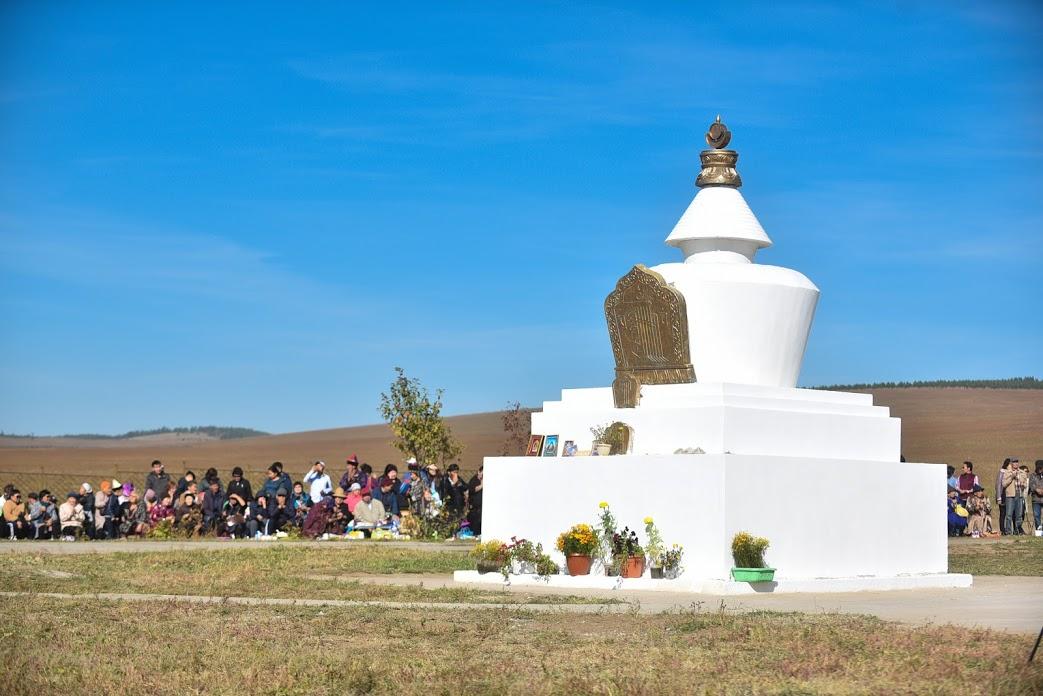 буддийская ступа ак довурак фото чудесные, прекрасные