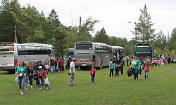 Детский центр педагогического колледжа примет детей из пострадавших от наводнения районов Иркутской области