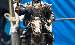 В Бурятии открылся фестиваль «Ковка японского меча»