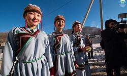 В Бурятии впервые открылся Центр сойотской культуры